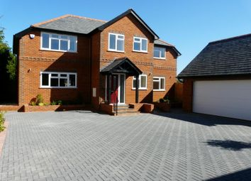 Thumbnail 4 bed detached house to rent in Upper Eddington, Hungerford