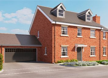Thumbnail 5 bed detached house for sale in Terrace Road North, Binfield, Berkshire