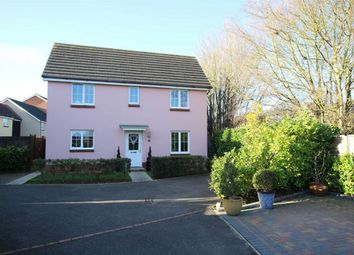 Thumbnail 4 bed detached house for sale in Lie Field Close, Braintree, Essex