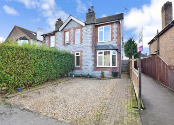 Thumbnail 3 bed semi-detached house for sale in Monson Road, Redhill, Surrey