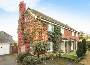 Thumbnail 3 bedroom semi-detached house for sale in Morris Drive, Billingshurst
