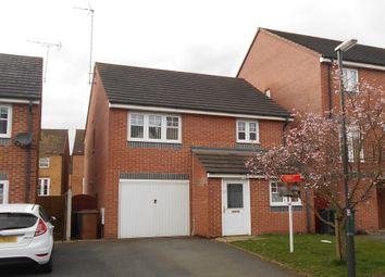 Thumbnail 3 bed detached house for sale in Otter Street, Hilton, Derby