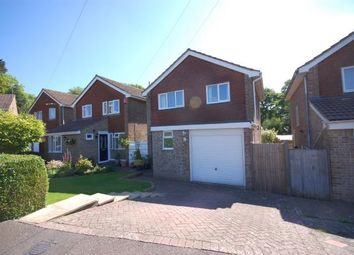 Thumbnail 3 bed detached house for sale in Scarletts Close, Uckfield, East Sussex