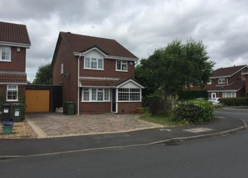 Thumbnail 4 bed property to rent in Caldeford Avenue, Shirley, Solihull