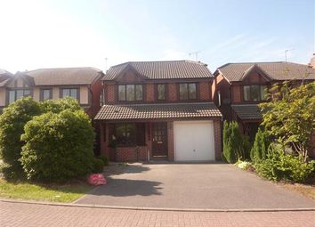 Thumbnail 4 bed detached house to rent in Rowe Leyes Furlong, Rothley, Leicester