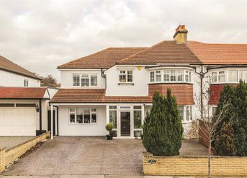 Thumbnail 5 bed semi-detached house for sale in The Chase, London
