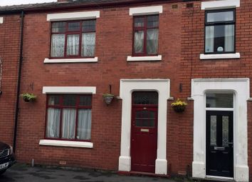 Thumbnail 3 bedroom terraced house for sale in Connaught Road, Preston