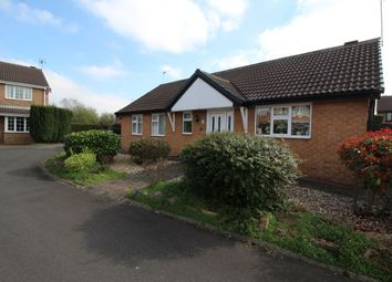 Thumbnail 2 bed bungalow for sale in Crusader Drive, Sprotbrough, Doncaster