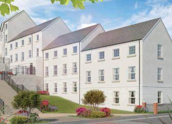"Thumbnail 2 bedroom flat for sale in ""Burmington House"" at Queen Elizabeth Road, Nuneaton"