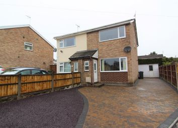 Thumbnail 2 bed semi-detached house for sale in Hafan Deg, Coedpoeth, Wrexham