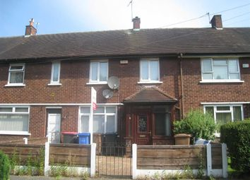 Thumbnail 3 bedroom terraced house to rent in Meadowgate Road, Salford