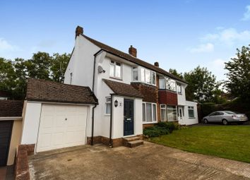 Thumbnail 3 bed semi-detached house for sale in Forgefield, Westerham