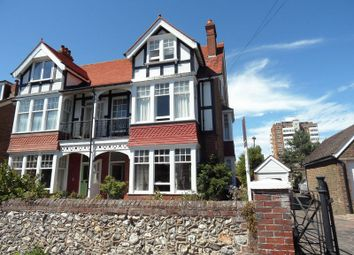 Thumbnail 5 bed semi-detached house for sale in Bath Road, Worthing