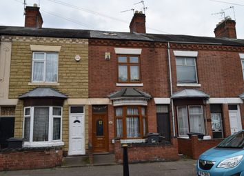 Thumbnail 5 bedroom terraced house for sale in Bridge Road, Off Uppingham Road, Leicester
