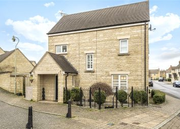 Thumbnail 3 bed semi-detached house for sale in Oakmead, Witney, Oxfordshire