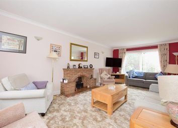 Thumbnail 4 bed detached house for sale in Goldcrest Drive, Ridgewood, Uckfield, East Sussex