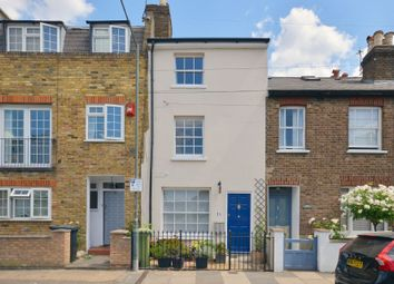 Thumbnail 3 bed terraced house for sale in Cross Street, Barnes
