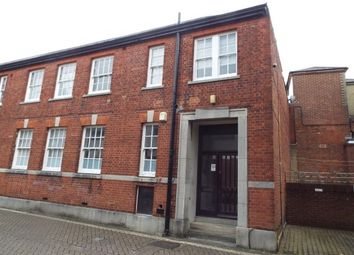 Thumbnail 3 bed flat to rent in Maddison Street, Southampton