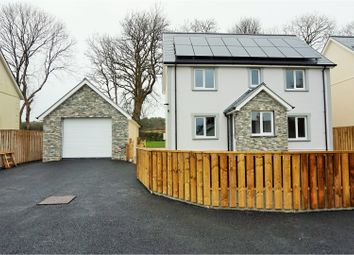 Thumbnail 4 bedroom detached house for sale in Newchapel, Boncath