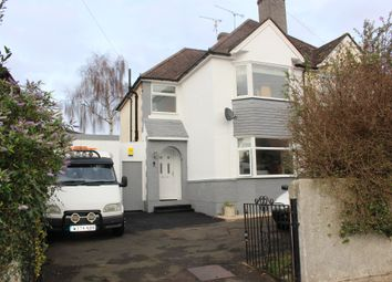 Thumbnail 3 bed end terrace house for sale in Stiby Road, Yeovil