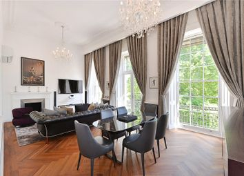Thumbnail 4 bed flat for sale in Hyde Park Gardens, London