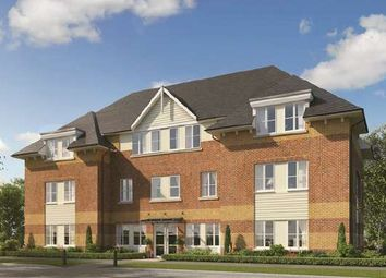 Thumbnail 1 bed flat for sale in Bookham, Surrey