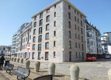 Thumbnail 1 bed flat to rent in Harbourside Court, Hawkers Avenue, Plymouth, Devon PL40Qt