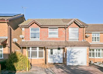 Thumbnail 4 bed detached house for sale in Cornford Close, Burgess Hill