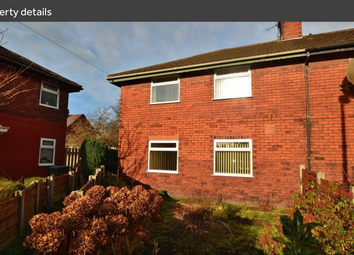 Thumbnail 3 bed detached house to rent in Bradfield Avenue, Salford, Manchester