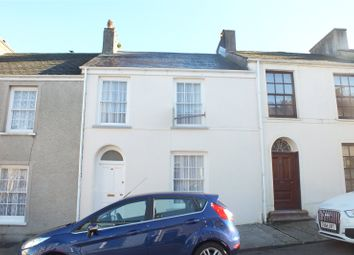 3 bed terraced house for sale in Church Street, Pembroke Dock, Pembrokeshire SA72