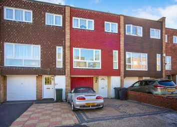 Thumbnail 3 bed town house for sale in Crownfield Road, Ashford
