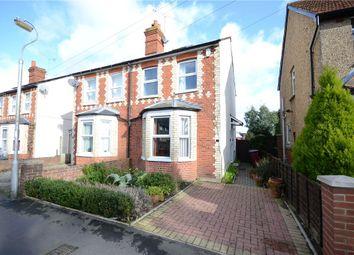 Thumbnail 3 bed semi-detached house for sale in Recreation Road, Tilehurst, Reading