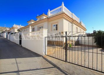 Thumbnail 2 bed town house for sale in Benimar, Alicante, Valencia, Spain