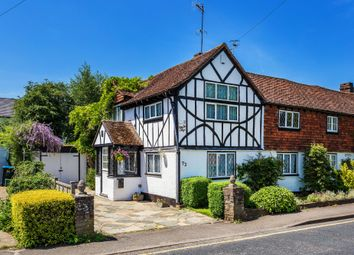 Thumbnail 3 bed semi-detached house for sale in Station Road, Lingfield, Surrey
