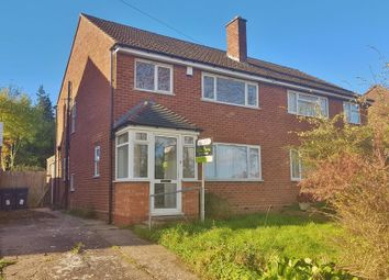 Thumbnail 3 bed semi-detached house to rent in Wootton Road, Northfield, Birmingham