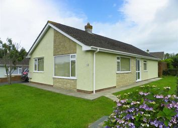 Thumbnail 3 bed detached bungalow for sale in Heol Derw, Cardigan