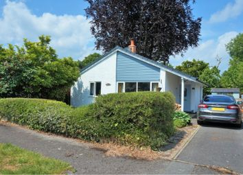 Thumbnail 2 bed detached bungalow for sale in Wiltshire Gardens, Bransgore, Christchurch