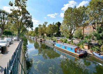 Thumbnail 2 bed flat for sale in Maida Avenue, Little Venice, London