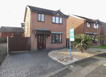 Thumbnail 3 bed detached house for sale in Kerridge Drive, Bredbury, Stockport