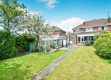 Thumbnail 3 bed semi-detached house for sale in Wheeler Avenue, Stratton, Swindon