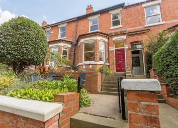 Thumbnail 4 bed terraced house for sale in Lastingham Terrace, York