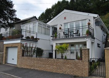 Thumbnail 4 bed detached house for sale in Heol Gerrig Road, Abertillery