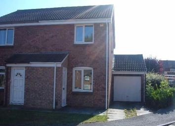 Thumbnail 2 bed semi-detached house to rent in Amiens Close, Darlington