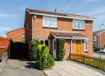 Thumbnail 2 bed semi-detached house for sale in Bradbury Lane, Hednesford, Cannock
