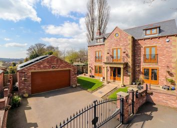 Thumbnail 6 bed detached house for sale in Barnsley Road, Flockton, Wakefield