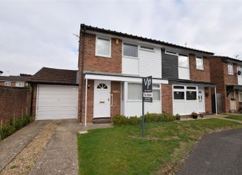 Thumbnail 3 bed semi-detached house for sale in Albury Gardens, Calcot, Reading