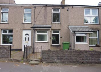Thumbnail 2 bed terraced house to rent in Station Road, Risca, Newport