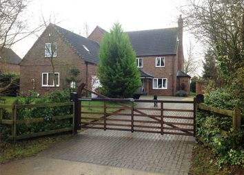 Thumbnail 5 bedroom detached house for sale in Millthorpe, Millthorpe, Sleaford, Lincolnshire