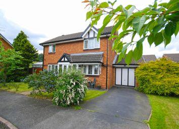 Thumbnail 3 bed detached house for sale in Starling Close, Littlemoss, Droylsden