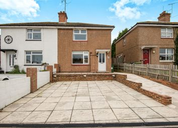 Thumbnail 2 bed semi-detached house for sale in Buxton Drive, Bexhill-On-Sea